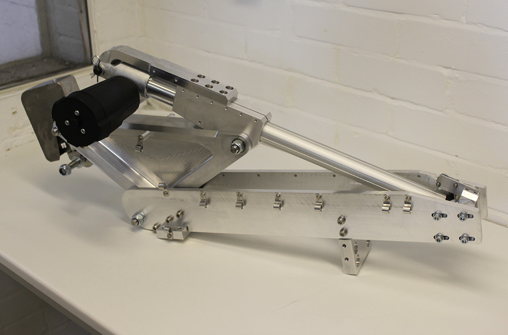CNC Manufacturing & Assembly in Aluminium