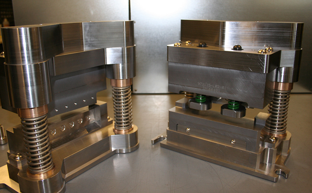 CNC Manufacturing in Steel