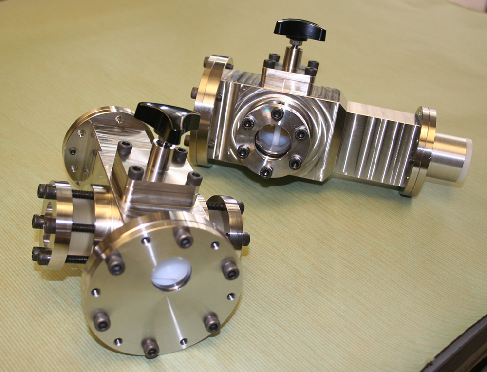 Pecision Engeering PrototypeCaliper Assembly in Stainless Steel