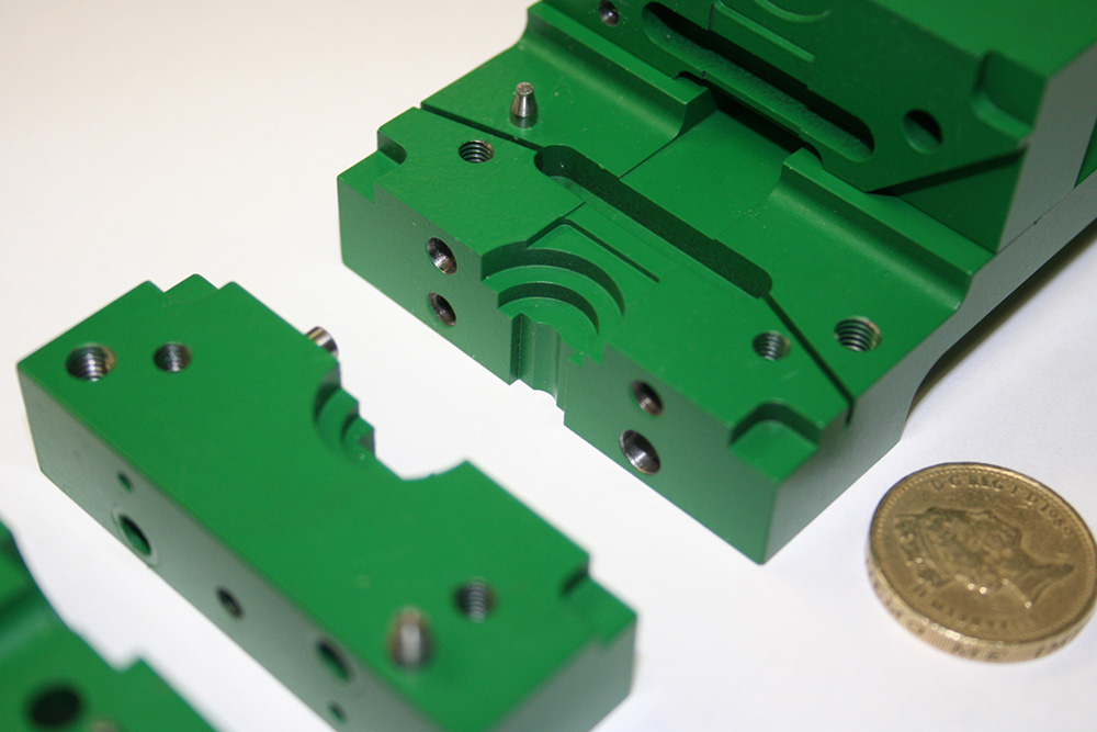 Manufacture of a Mould Tool